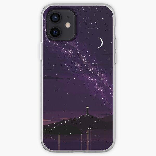 Observatory Island iPhone Soft Case