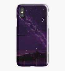 Observatory Island iPhone Case/Skin