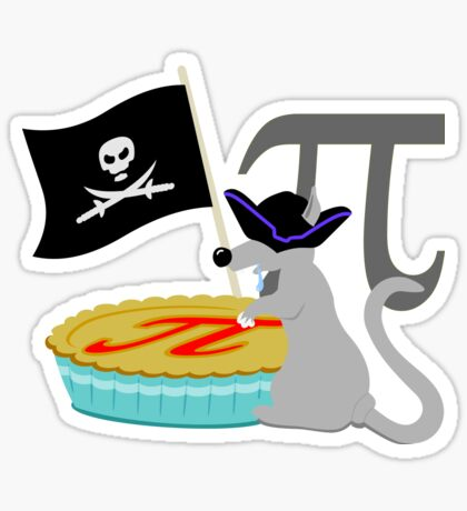 Pi-Rat VRS2 Sticker