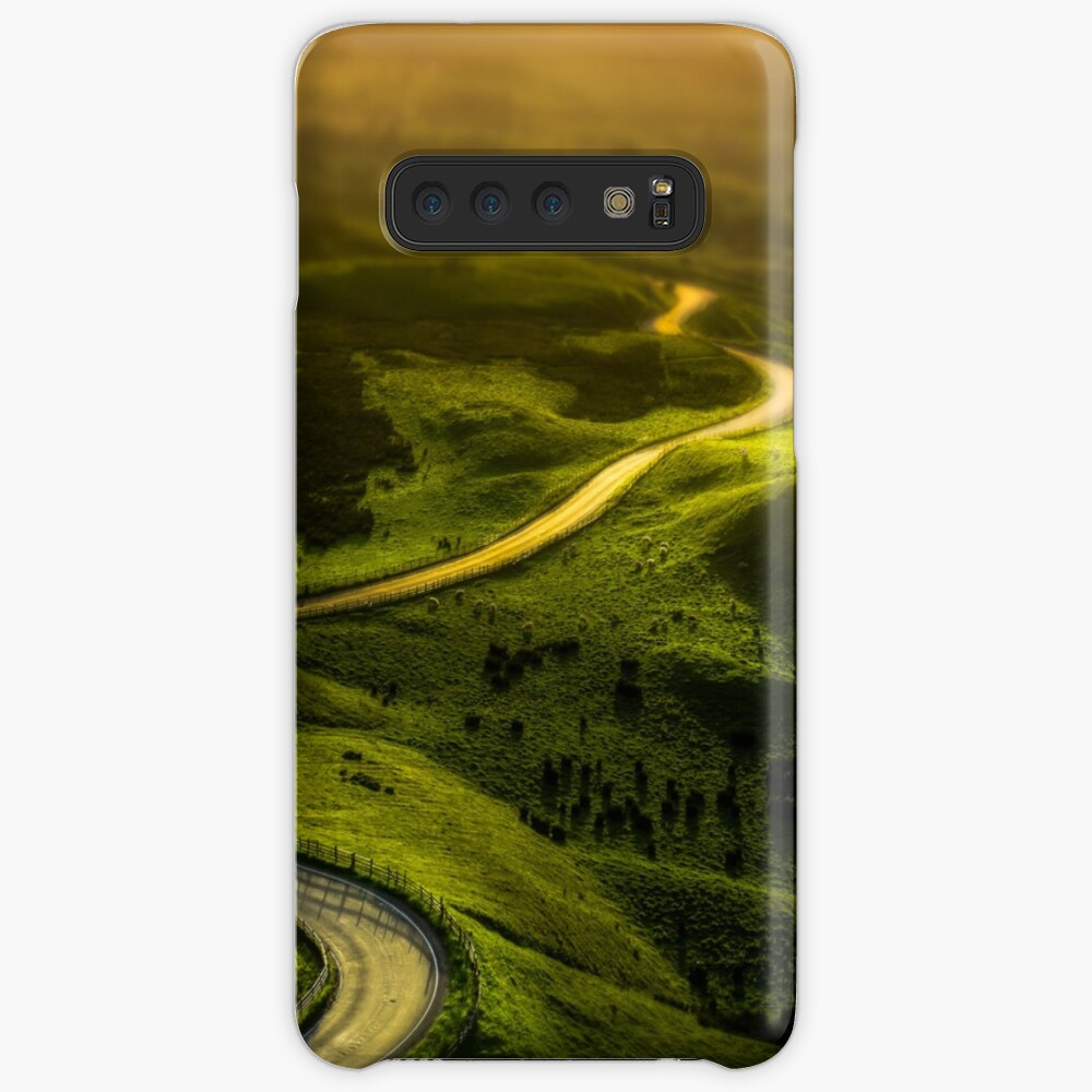 Winding Road Case & Skin for Samsung Galaxy