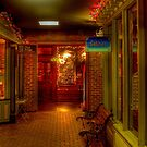 Old Fashioned Christmas Shopping  by K D Graves Photography