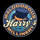 Harry's Malodorous Millinery by robotrobotROBOT