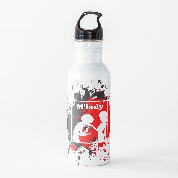 Milady Splat Water Bottle