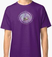 See the World through Flowers - JUSTART © Classic T-Shirt