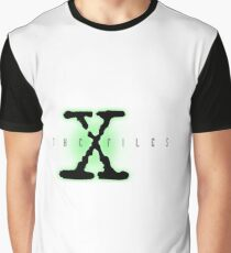 The X files Graphic T-Shirt