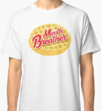 Mouth Breather - Stranger Things Classic T-Shirt