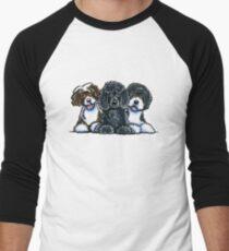Three Water Dogs T-Shirt