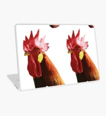 rooster  cock  faucet Laptop Skin