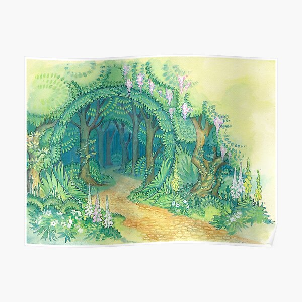 forest gates Poster