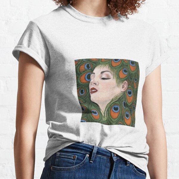 La Reine des Paons Classic T-Shirt
