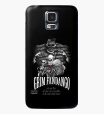 GRIM FANDANGO Case/Skin for Samsung Galaxy