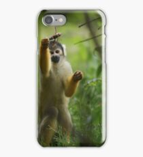 What have we here... iPhone Case/Skin