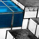 Blue Step by DeziUnique