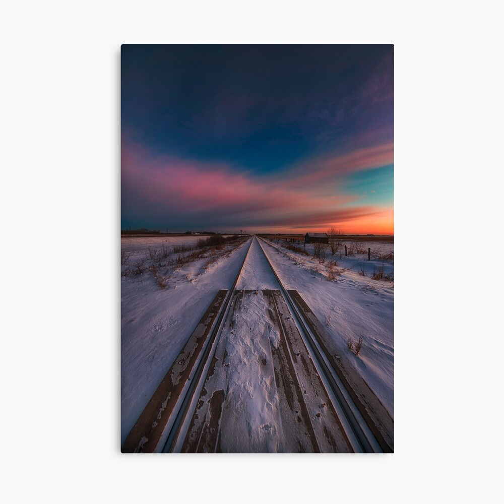 Great Northern Land Canvas Print