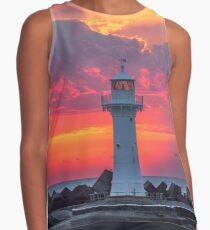 The Morning Light Show Contrast Tank