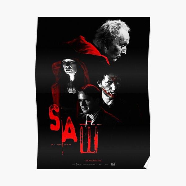 Black Saw Poster Poster