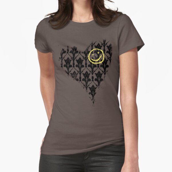 Sherlockian Fitted T-Shirt