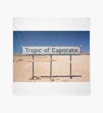 Namibia Tropic of Capricorn, Highway C14, near Goab Pass Scarf