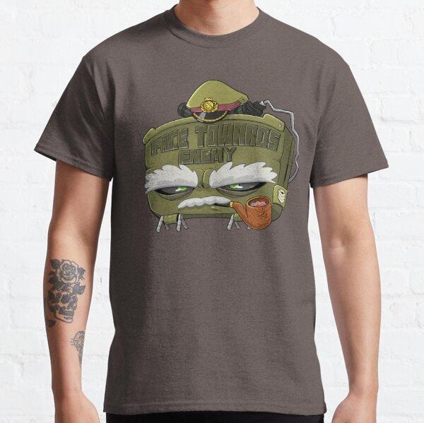 Captain Claymore Classic T-Shirt