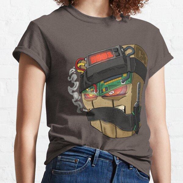 C4 Brick Classic T-Shirt