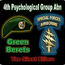 4th Psychological Group (Abn) by woodywhip