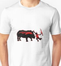 how do you like your poachers , Skewered T-Shirt