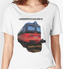 Electric Locomotive 242 288-9 Women's Relaxed Fit T-Shirt