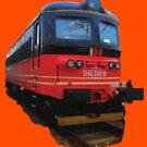 Electric Locomotive 242 288-9 by Rostislav Bouda