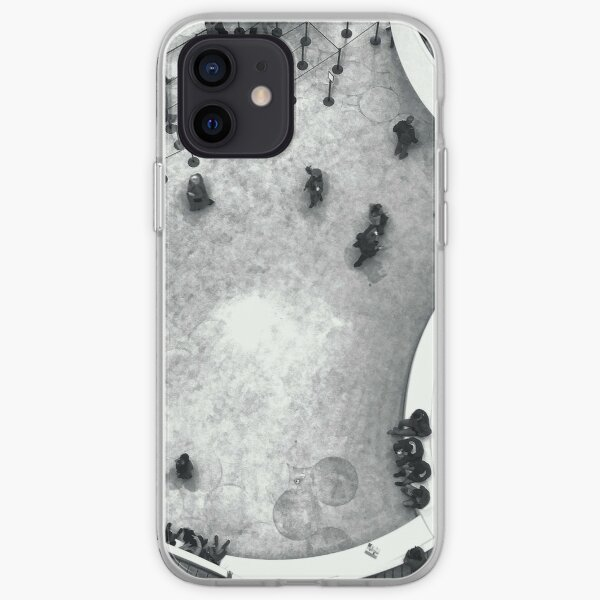 From the top iPhone Soft Case