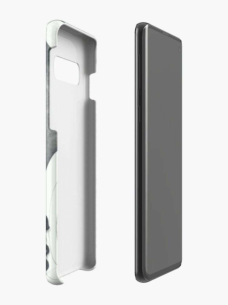 Alternate view of From the top Case & Skin for Samsung Galaxy