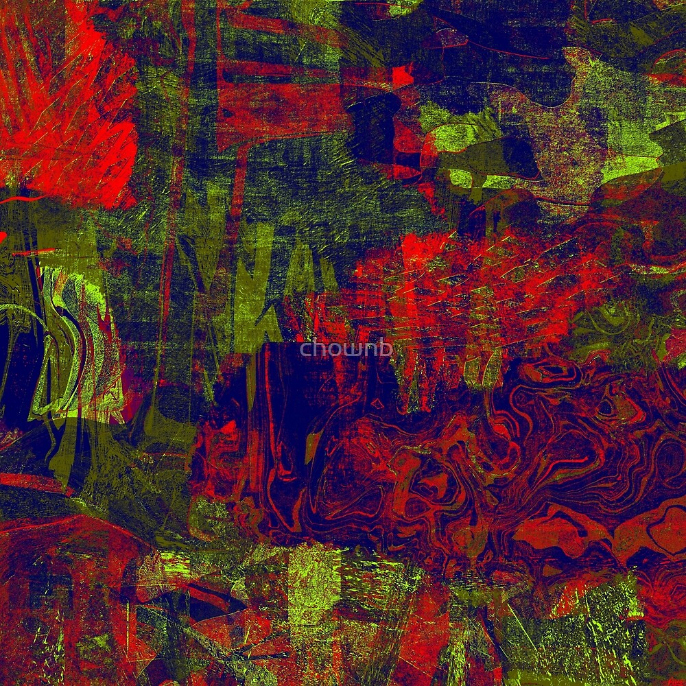0492 Abstract Thought by chownb