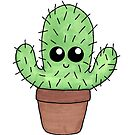 Mr Cactus by Charis Woodrow