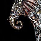 Steampunk Ellie by Jenny Wood