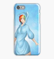 Rainbow Dash Humanized iPhone Case/Skin