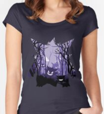 Poisoned Forest Women's Fitted Scoop T-Shirt