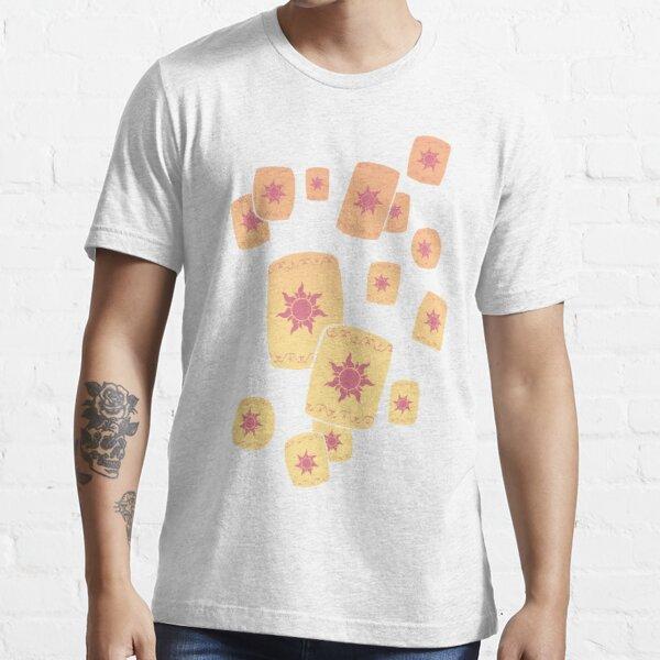 Schwimmende Laternen Gleam Essential T-Shirt