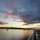 Sunrise, Hastings Bight, Victoria Australia by Frances Henke