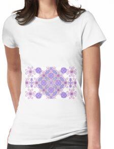 Mauve Mirrorart Pattern 2 (MP 1) T-Shirt