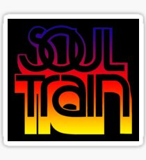 SOUL TRAIN (SUNSET) Sticker
