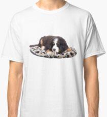 Bernese Mountain Dog Puppy Classic T-Shirt