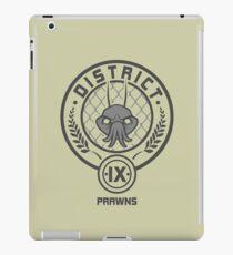 Prawn District (HG Parody) iPad Case/Skin