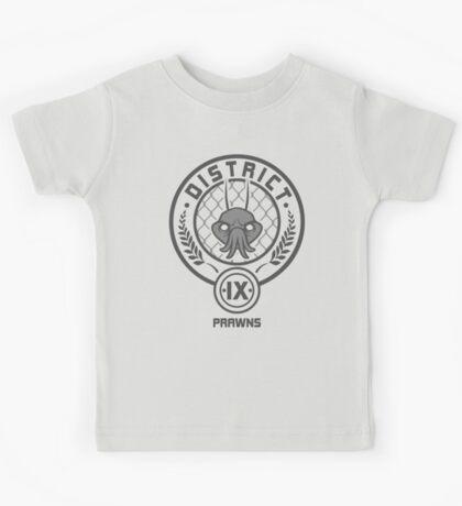 Prawn District (HG Parody) Kids Clothes