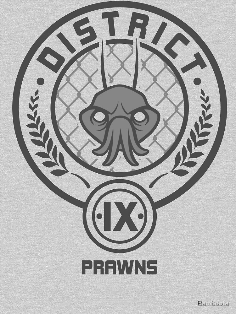Prawn District (HG Parody) by Bamboota
