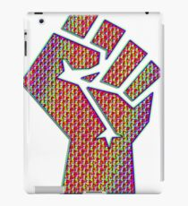 Psychedelic fist iPad Case/Skin