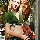 The Gypsy by Olivia Plasencia