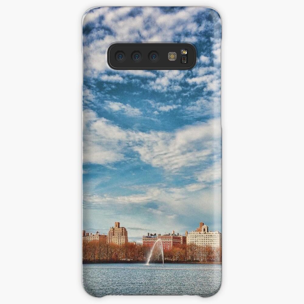 Central Park Samsung Galaxy Snap Case