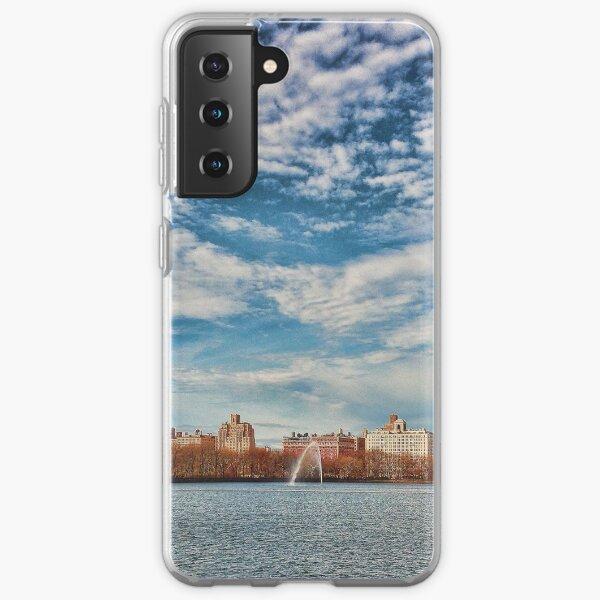 Central Park Samsung Galaxy Soft Case