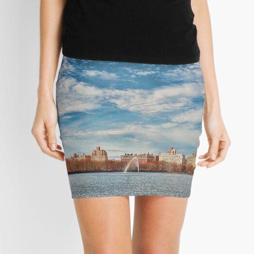 Central Park Mini Skirt