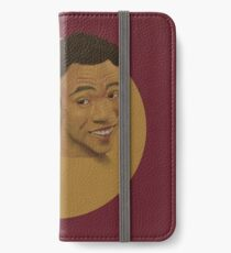 Community Whitens your Teeth iPhone Wallet/Case/Skin