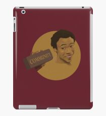 Community Whitens your Teeth iPad Case/Skin